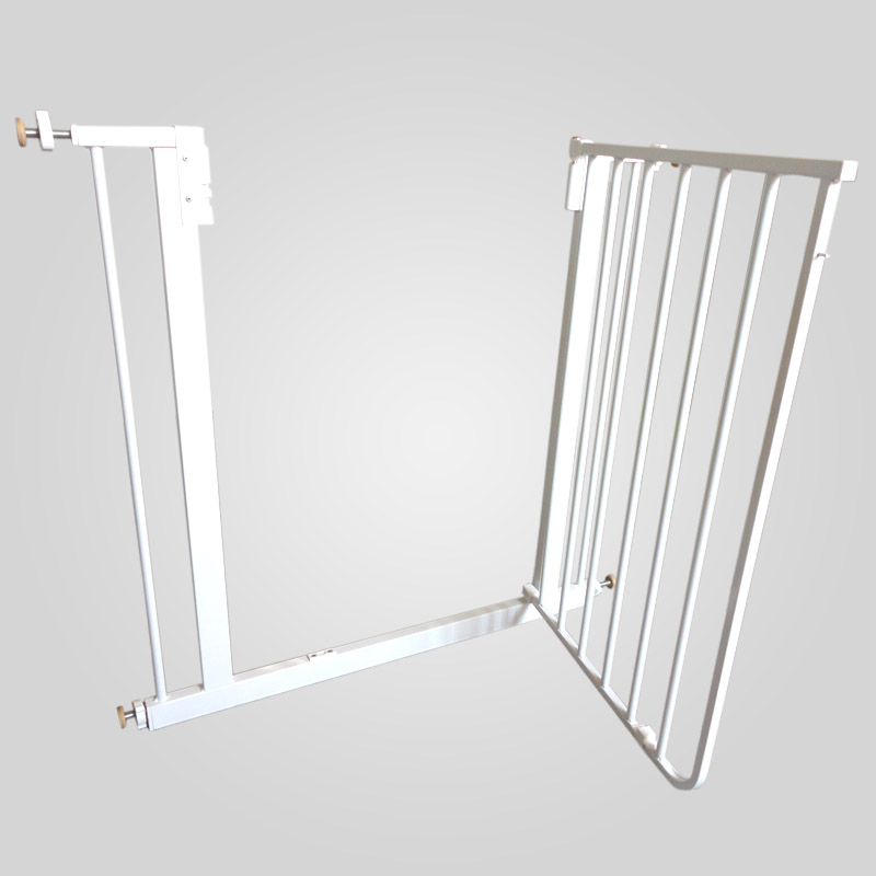 Barriere de securite enfant extensible de 79cm 98cm for Barriere de securite pour escalier helicoidale